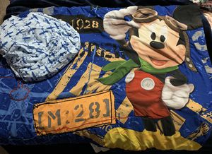 Mickey Mouse Toddler Bedding for Sale in Marietta, GA
