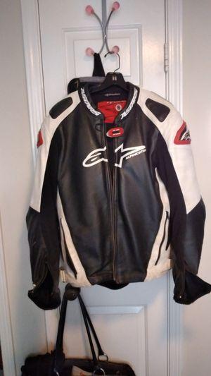 Alpinestars GP Pro Leather Motorcycle Jacket for Sale in Marietta, GA