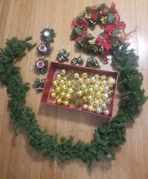 Christmas decor for Sale in Watauga, TX