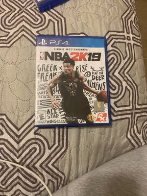 NBA 2k19 for Sale in Decatur, GA