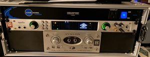 Universal audio Apollo duo / Avalon U5 for Sale in Seattle, WA