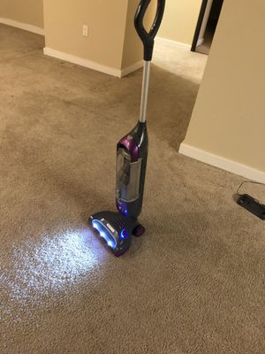 Cordless Shark Rotator Vacuum with LED lights and Charger for Sale in Bellevue, WA