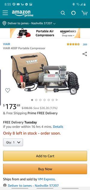 Portable air compressor for Sale in Gallatin, TN