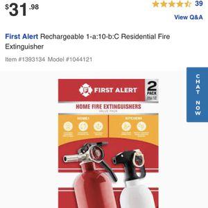 First Alert Fire Extinguisher for Sale in Spartanburg, SC