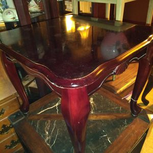 Cherry Wood Accent Table for Sale in Ball, LA