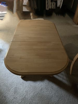 Wooden Table for Sale in Glendale, CA