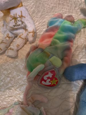 Beanie babies collectable for Sale in Spring, TX