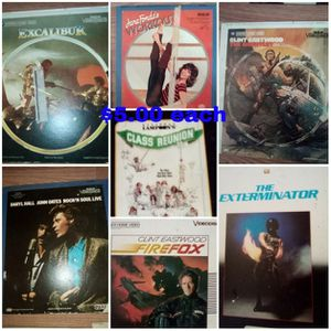 Video Discs for Sale in San Angelo, TX