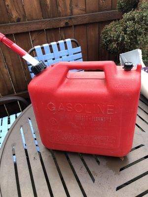 Gas tank for Sale in Tacoma, WA