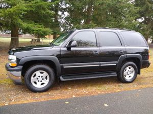 2005 Chevy Tahoe 4x4 for Sale in Tacoma, WA