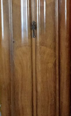 Beautiful solid Maple Wood Vintage Armoire/Wardrobe Closet for Sale in Los Angeles,  CA
