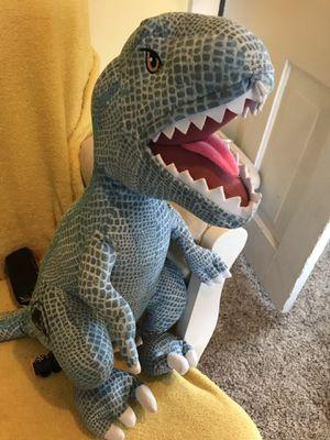 Jurassic Park oversized stuffed animal for Sale in Saint Paul, MN