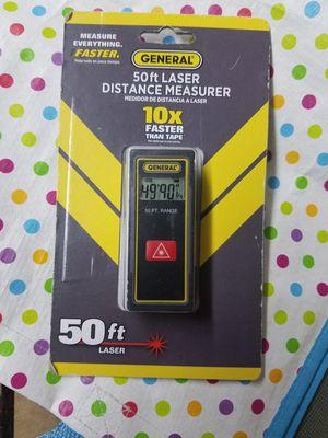 General 50ft Laser distance measure for Sale in Portland, OR