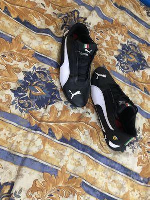 Nike Slides and Italia Pumas for Sale in Murfreesboro, TN