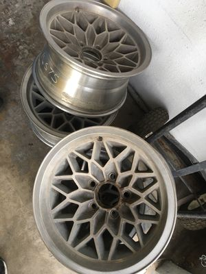 Trans am snowflake rim set of 4 for Sale in Seattle, WA