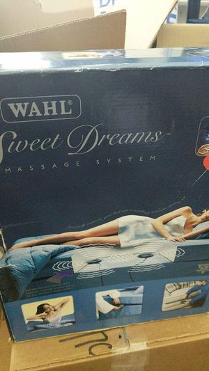 Sweet dreams massager for bed or Couch for Sale in Ashburn, VA