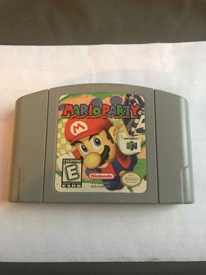 Mario Party 2 N64 original Retro Game for Sale in Rosedale, MD