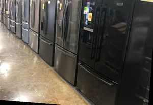 Brand New Refrigerators French Door AND Side by Side II for Sale in Dallas, TX