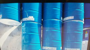 LIKE NEW 55 Gallon metal Barrels $15.00 each no chemical for Sale in Lakewood, CA