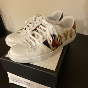 Gucci Ace Loved Sneakers for Sale in Seattle, WA