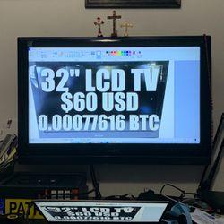 "32"" LCD TV for Sale in Hialeah,  FL"