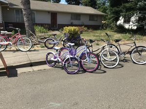 Beach cruiser bikes for sale for Sale in Woodburn, OR