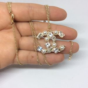 Gold Plated Chain Necklace Designer Logo for Sale in Los Angeles, CA