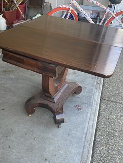 Antique Game Table for Sale in Aurora,  OR