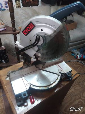 """Ryobi 10"""" mitre saw make an offer for Sale in Millville, NJ"""