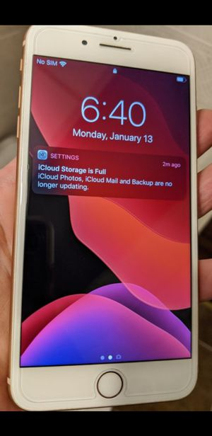 Unlocked iPhone 8 plus 256gbs $500 for Sale in Chicago, IL