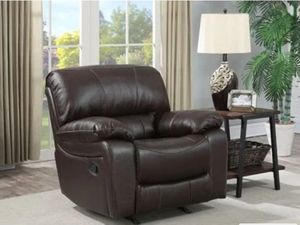 Redfield Leather Reclining Chair for Sale in West Seneca, NY