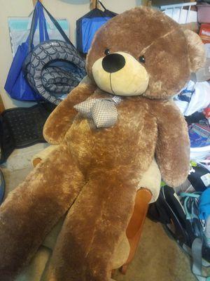 Stuffed Teddy bear for Sale in Glendale Heights, IL