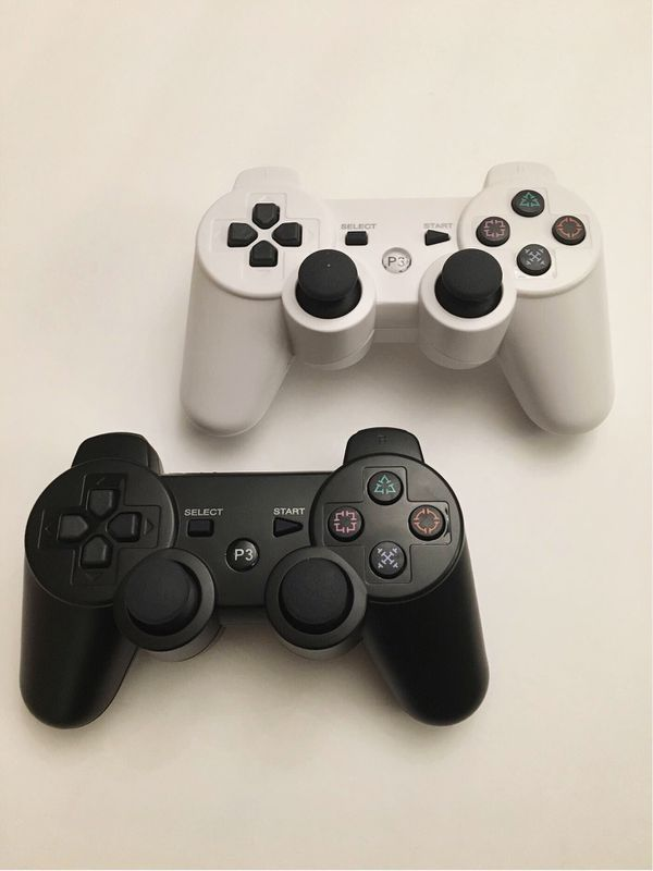 New in box 2 for $15 two pack wireless controller for PS3 Sony PlayStation 3 Game console remote controlador