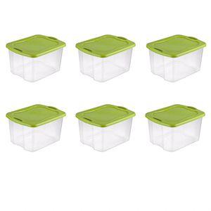 Sterilite 70qt storage containers for Sale in Rialto, CA