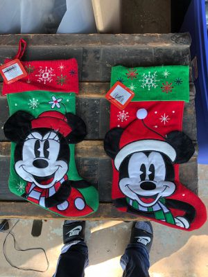 Disney stocking brand new for Sale in Crest Hill, IL