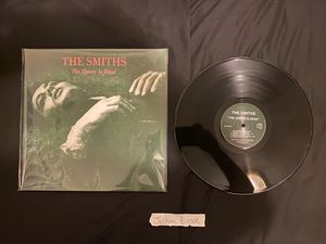 The Smiths The Queen Is Dead Vinyl Record LP Morrissey New Wave Post Punk for Sale in San Diego, CA