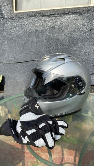 *never worn* Scorpion EXO-R710 Motorcycle Helmet - LARGE for Sale in Hazard, CA