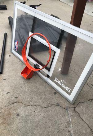 Spalding nba basketball hoop for Sale in Inglewood, CA