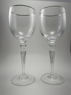 Waterford wine glasses for Sale in San Diego, CA