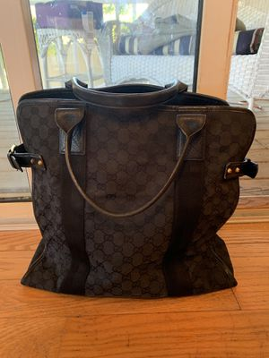Gucci black monogram tote bag for Sale in Ooltewah, TN