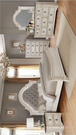 4pc Queen Bedroom Set for Sale in Houston, TX