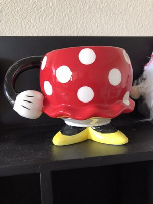 Minnie Mouse mug for Sale in Los Angeles, CA