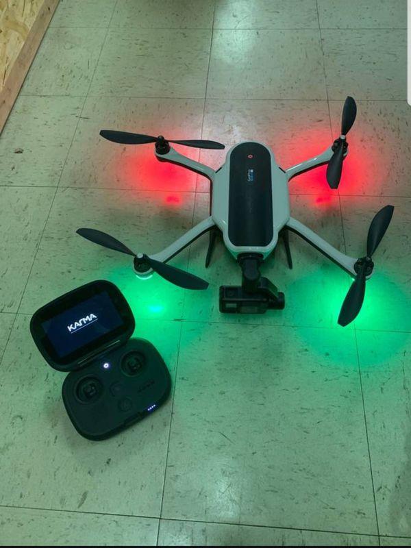 Go Pro Karma drone