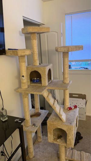 Cat tree for Sale in Hampton, VA