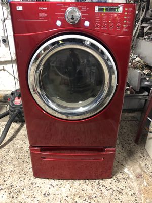 Lg front load dryer electric with warranty for Sale in Woodbridge, VA