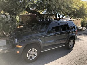 2006 Jeep Liberty Renegade 4x4 manual low miles running perfect for Sale in Las Vegas, NV