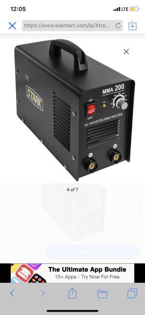 200 amp arc welder for Sale in Azusa, CA