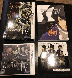 Shin Megami Tensei IV 3DS for Sale in New York, NY