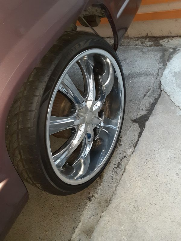 Rims FOR TRADE ONLY