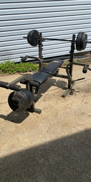 Workout Bench for Sale in Elyria, OH